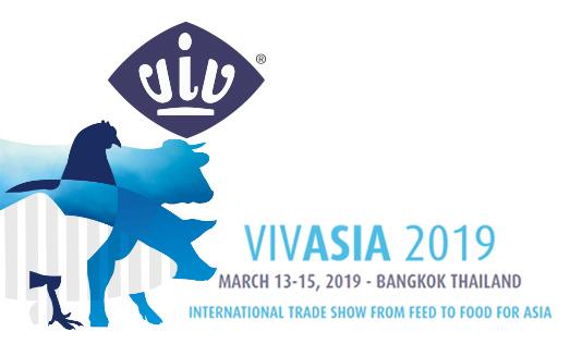 泰国│VIV ASIA 2019 亚洲国际集约化畜牧展览会