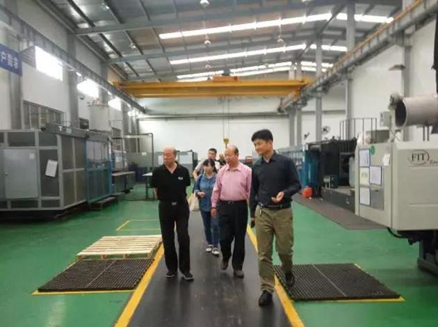 中国畜牧业协会走进日联华波
